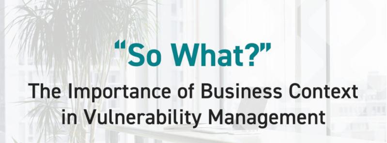Vulnerability Management